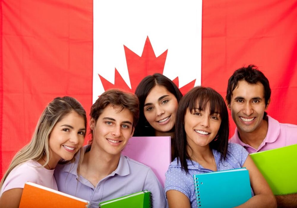 Students In Canada 1