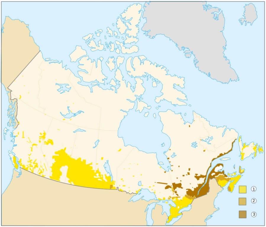 Франкоязычные провинции канады налог на недвижимость болгария