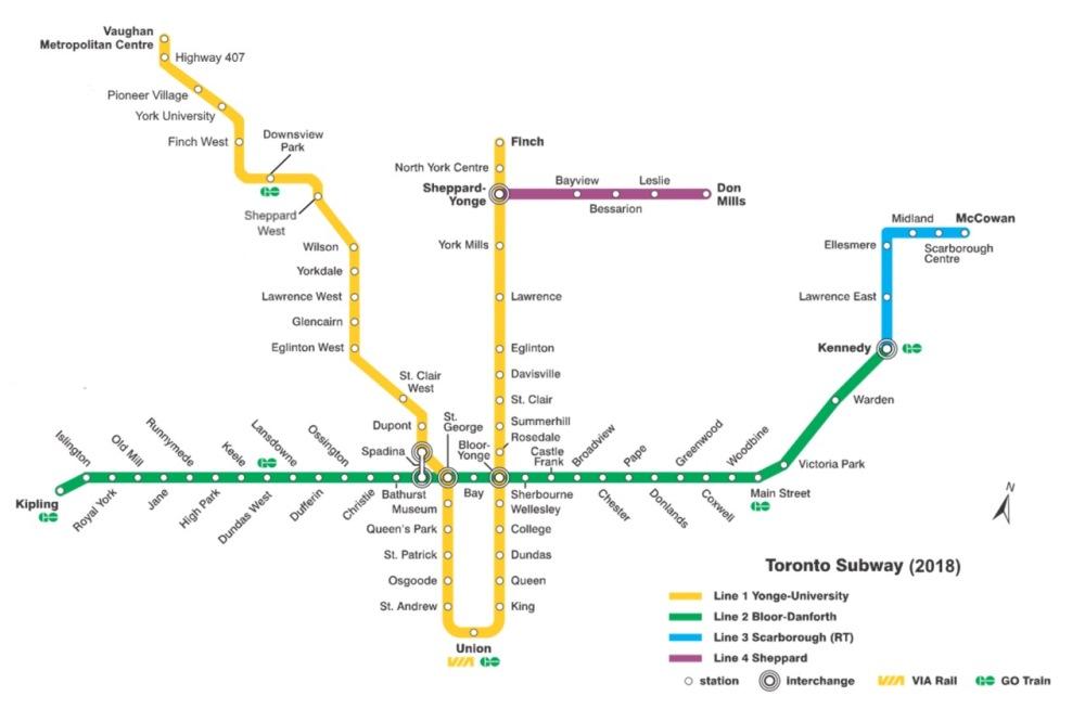 04 Subway Map